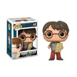 Funko Pop Harry Potter con la mappa del malandrino 42