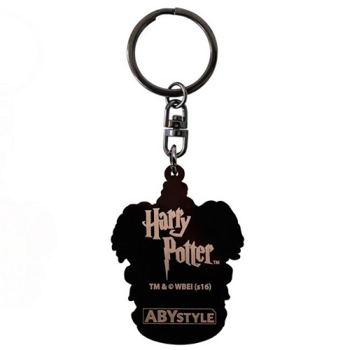 Portachiavi Harry Potter Grifondoro retro
