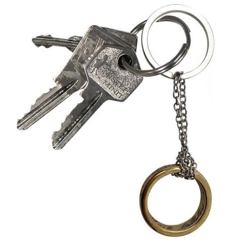 Portachiavi Il Signore degli Anelli Anello dettaglio chiavi
