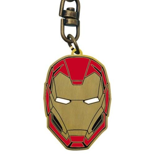 Portachiavi Marvel Iron Man dettaglio
