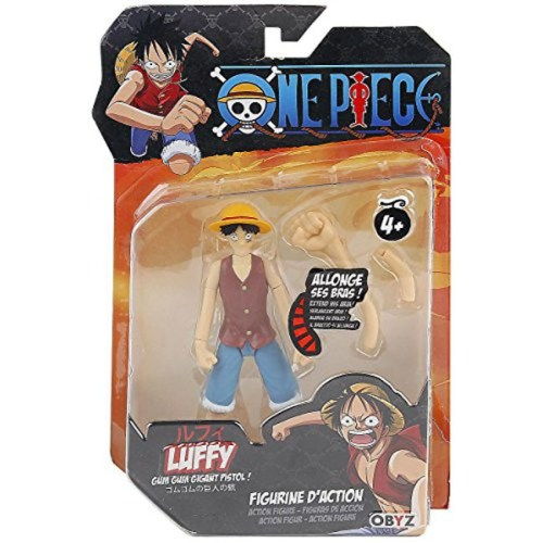 Action Figures Luffy One Piece