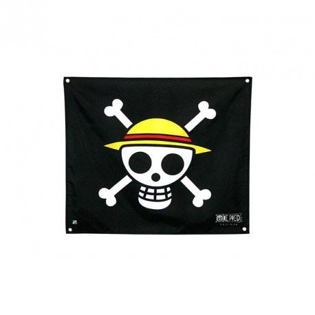 Bandiera One Piece ciurma di Cappello di Paglia piccola