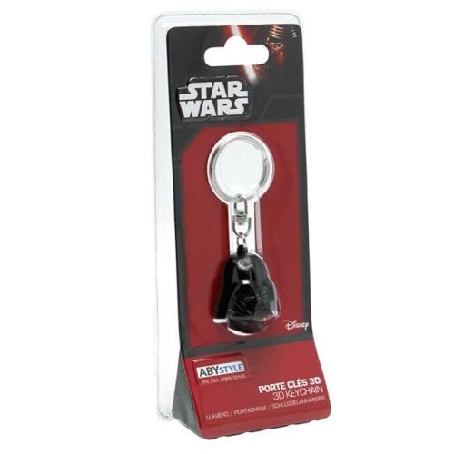 Portachiavi 3D Darth Vader Star Wars confezione