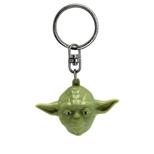 Portachiavi 3D Yoda Star Wars
