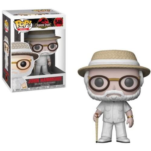 Funko Pop John Hammond Jurassic Park 546