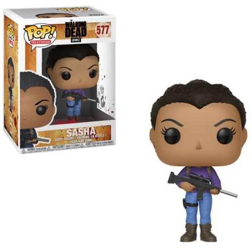 Funko Pop Sasha The Walking Dead 577