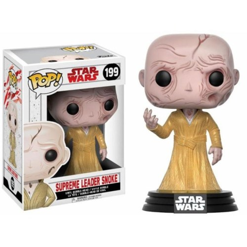 Funko Pop Supreme Leader Snoke Star Wars 199