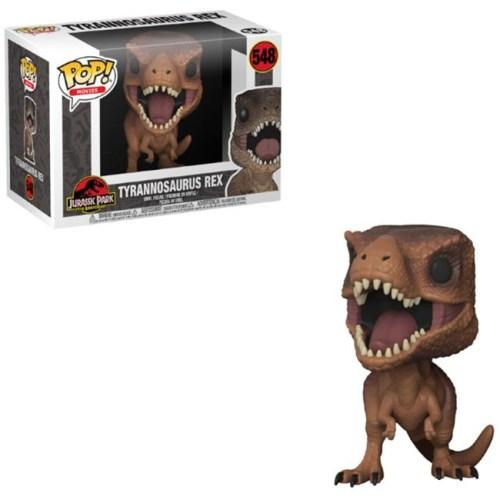 Funko Pop Tyrannosaurus Rex Jurassic Park 548