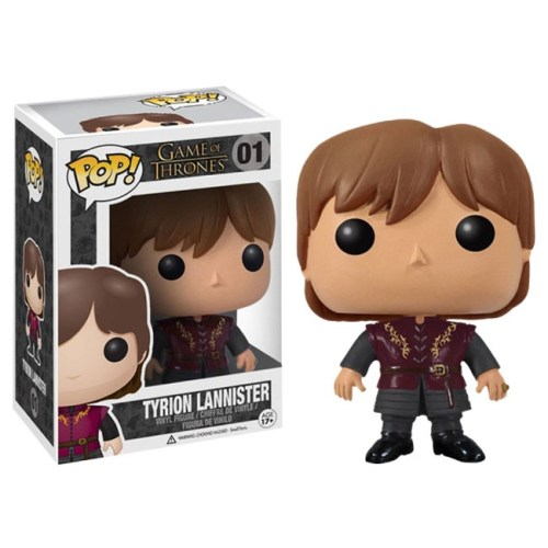 Funko Pop Tyrion Lannister Game of Thrones 01