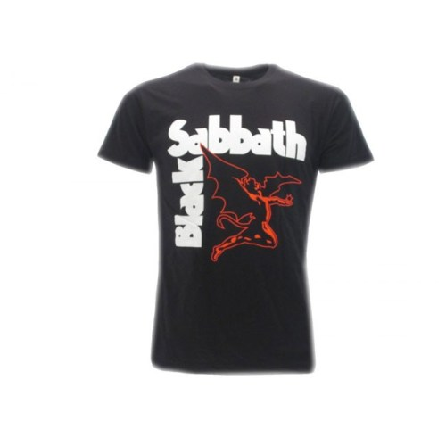 T-Shirt Black Sabbath