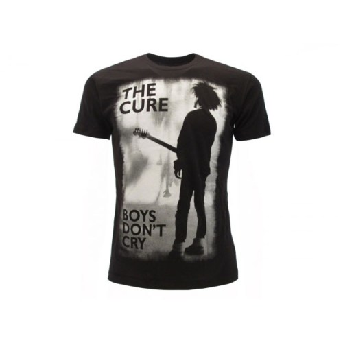 T shirt The Cure Boys don't Cry