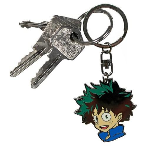 portachiavi My Hero Academia Deku dettaglio chiavi