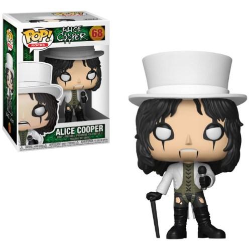 funko pop Alice Cooper 68