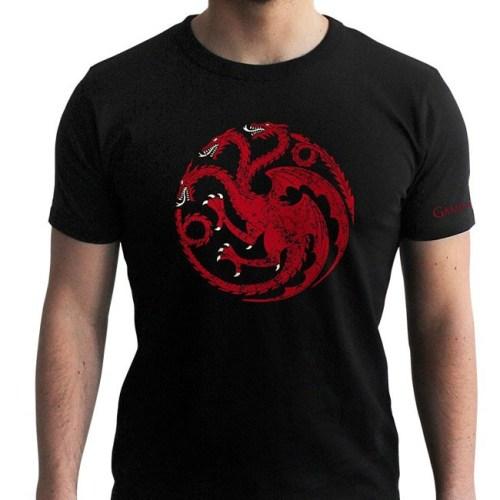 t-shirt stemma Targaryen game of thrones