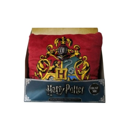 cuscino scaldaletto hogwarts harry potter