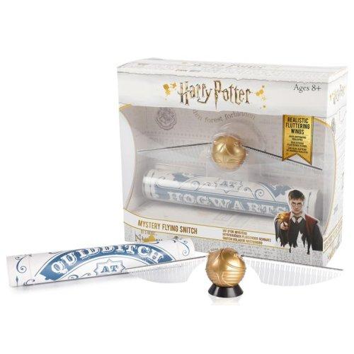 Boccino doro magico volante con ali Harry Potter