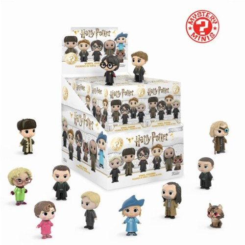 Funko mystery mini serie 3 harry potter