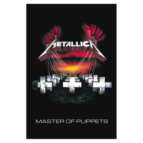 poster metallica master of puppets