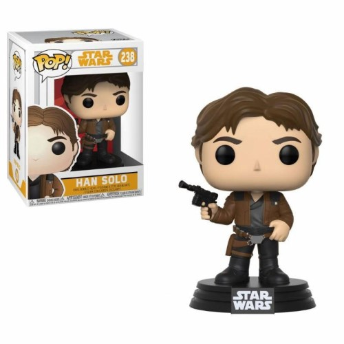 Funko Pop Han Solo Star Wars 238