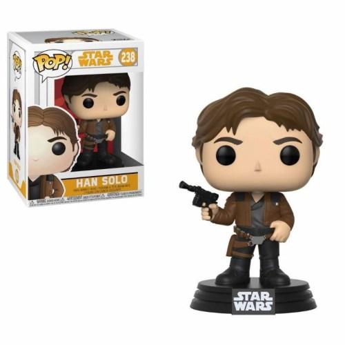 Funko Pop Han Solo Star Wars 238