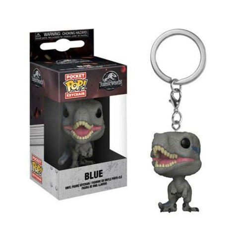 Funko Poket Keychain Blue Jurassic World