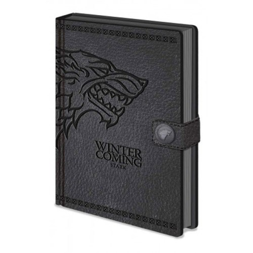 Notebook Stark Game of Thrones