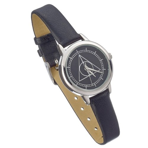 orologio doni della morte quadrante 30mm harry potter
