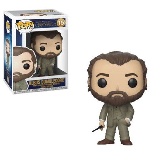 Funko Pop Albus Dumblemore Crime of Grindelwald 15