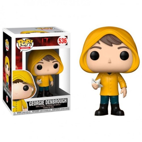 Funko Pop Georgie Denbrough IT 536