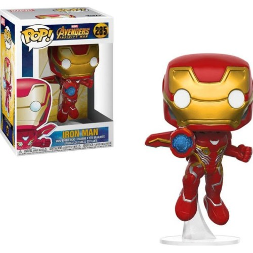 Funko Pop Iron Man Marvel 285