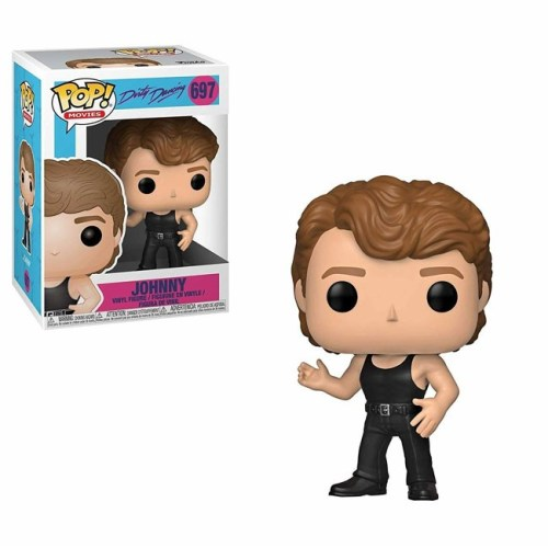 Funko Pop Johnny Dirty Dancing 697