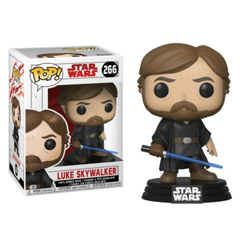 Funko Pop Luke Skywalker Star Wars 266