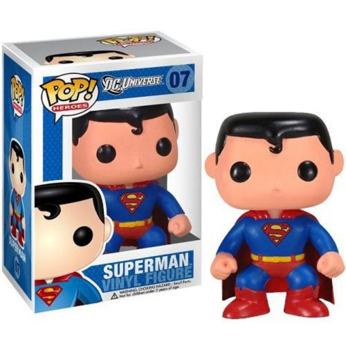 Funko Pop Superman Dc comics 07