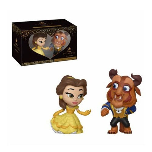 funko five Star Beauty and the Beast Disney