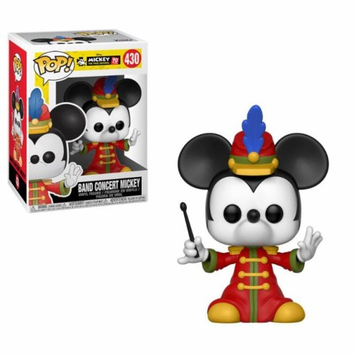 funko pop Band Concert Mickey Disney 430