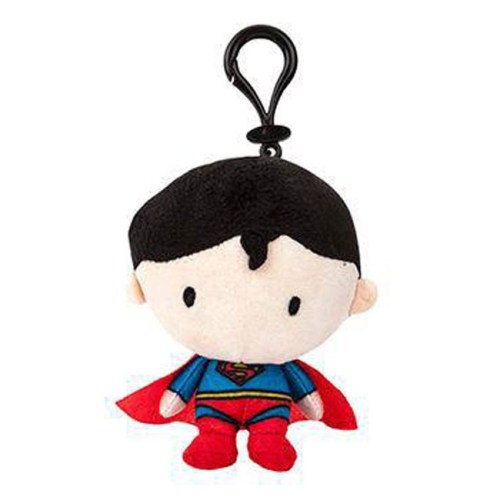 peluche backpack superman dc comics