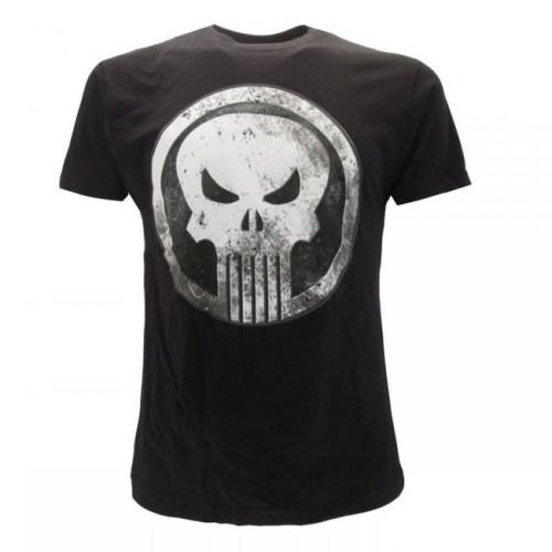 t-shirt the Punisher Marvel