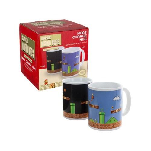 tazza magica Super Mario grafica gioco Nintendo