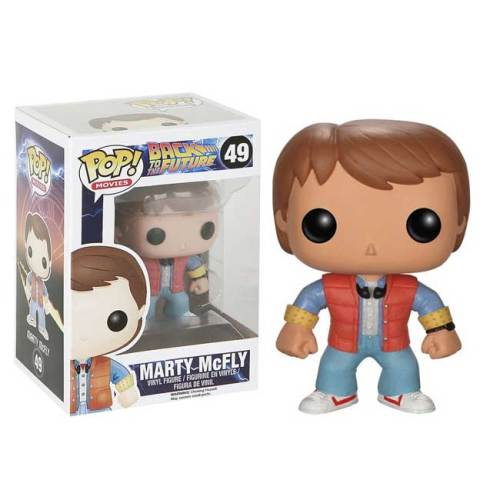 Funko Pop Marty McFly Back to the Future 49