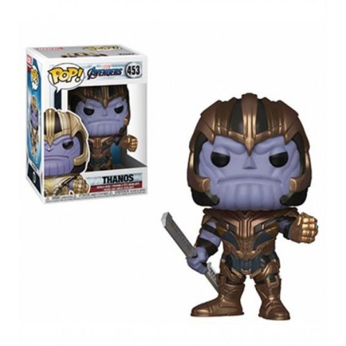 Funko Pop Thanos Avengers Endgame 453