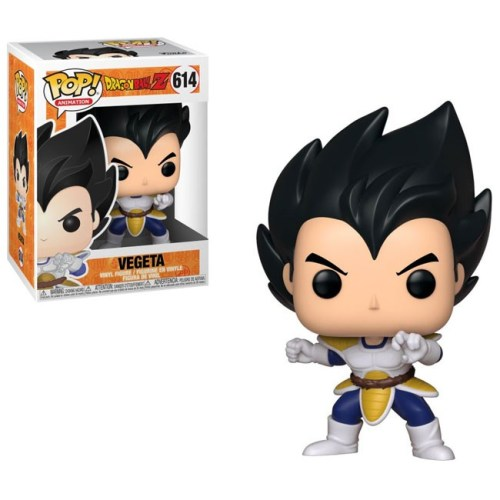Funko Pop Vegeta Dragonball Z 614