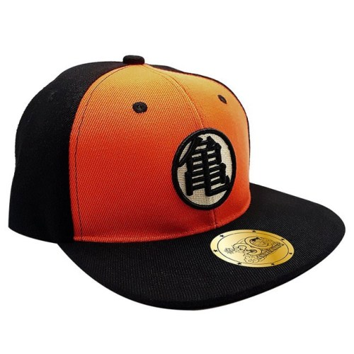 cappello con visiera dragon ball