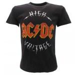 t shirt bambini AC DC High Voltage