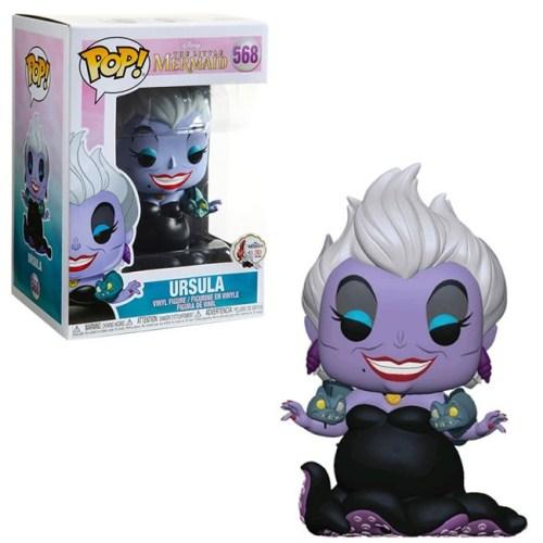 funko pop Ursula the little mermaid disney 568