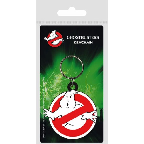 Portachiavi Ghostbuster in gomma