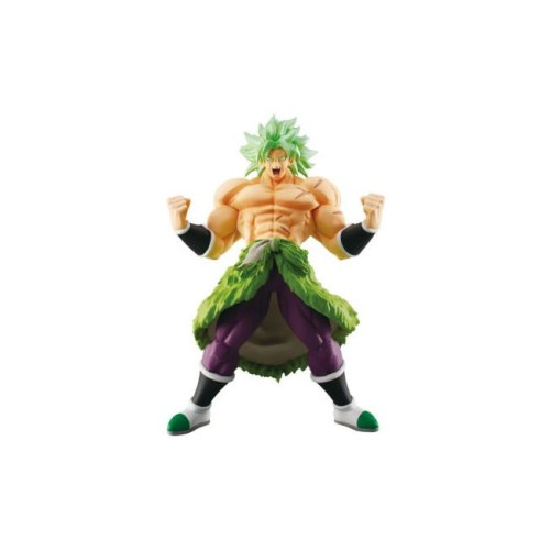 Action Figure Broly Full Power Dragonball Styling Bandai