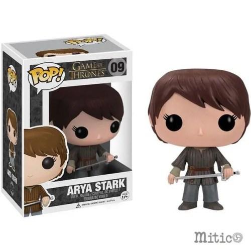 Funko Pop Arya Stark Game of Thrones 09