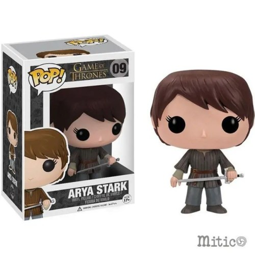 Funko Pop Arya Stark Game of Thrones 09
