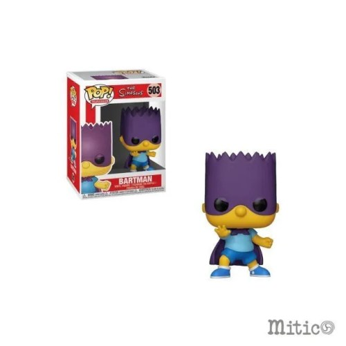 Funko Pop Bartman the Simpson 503