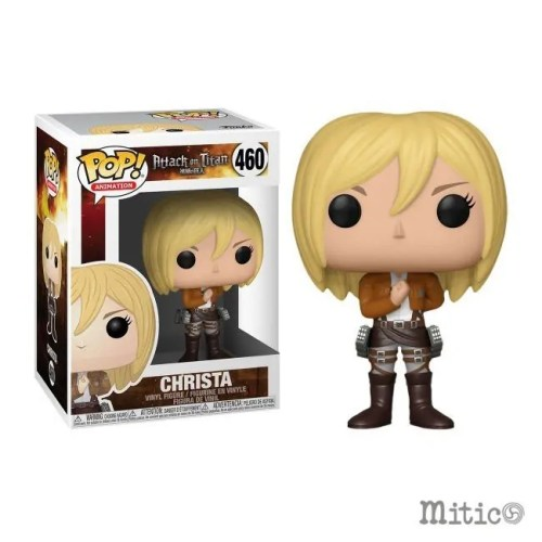Funko Pop Christa Attack on Titan 460